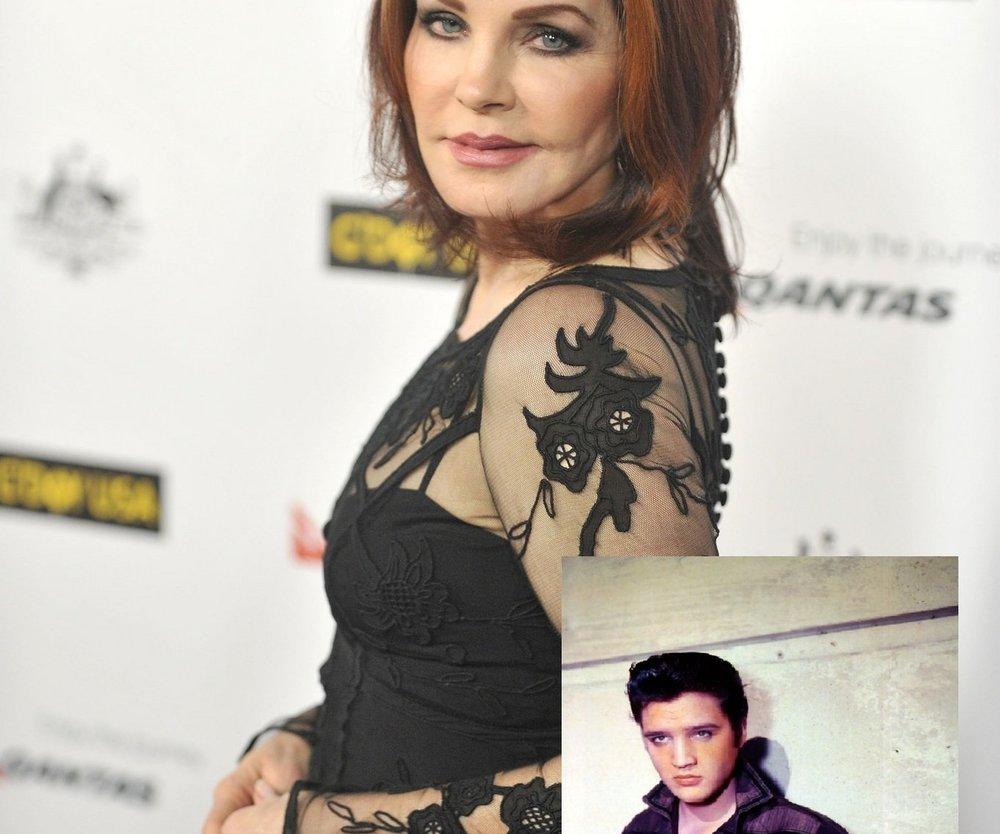 Priscilla Presley: Sie wird Elvis immer lieben!