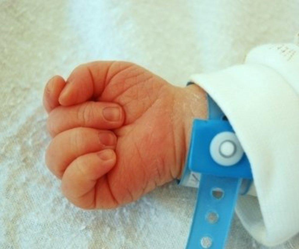 Baby für tot erklärt