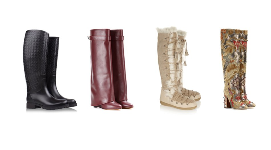 Bottega Veneta, Givenchy, Emilio Pucci, Dolce & Gabbana