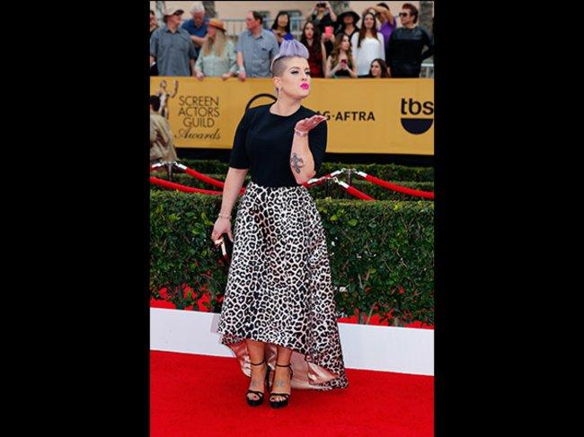 Screen Actors Guild Awards 2015 Kelly Osbourne