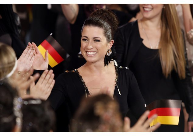 """Für Ann Sophie endete der """"Eurovision Song Contest"""" 2015 mit Null Punkten"""