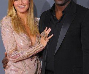 Heidi Klum und Seal sind ein normales Paar