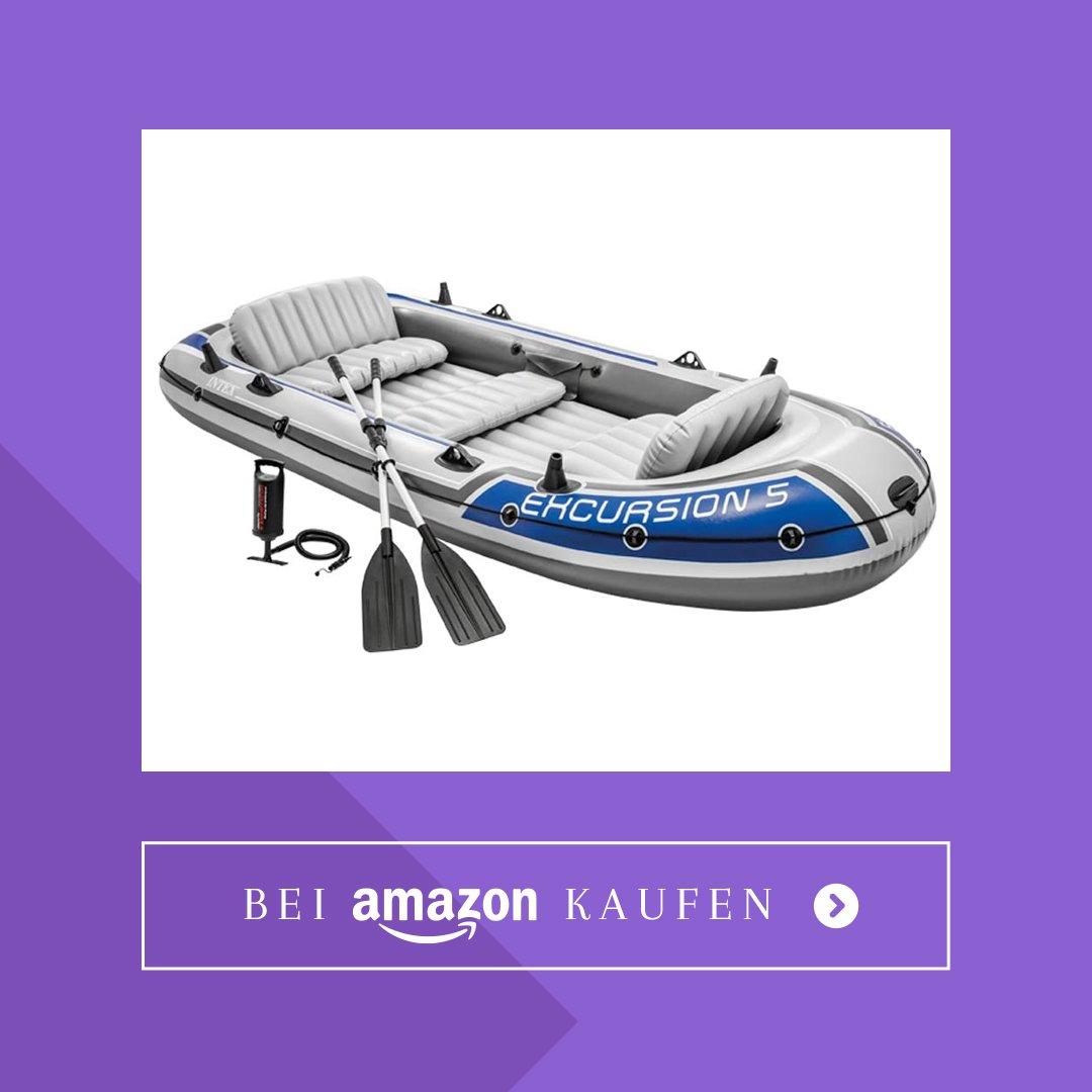 großes schlauchboot