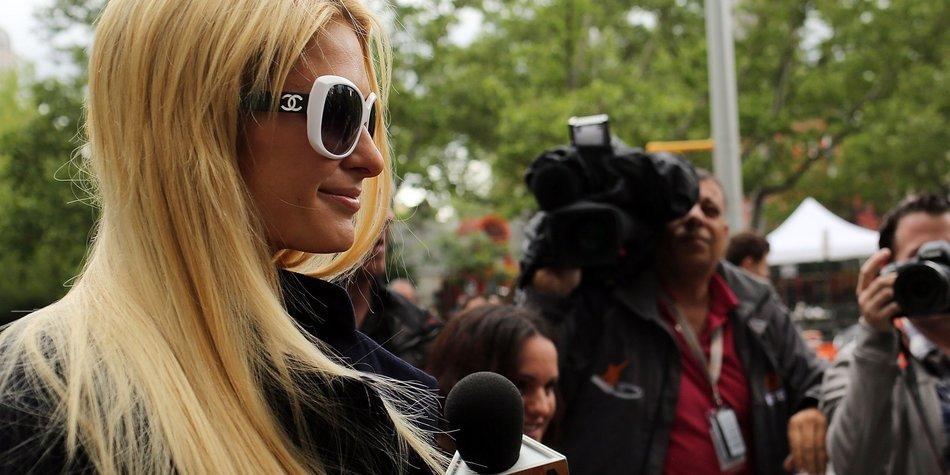 Paris Hilton poliert ihr Image auf