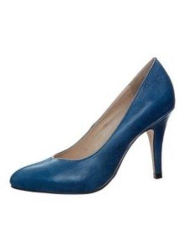 Blaue Noe High Heels