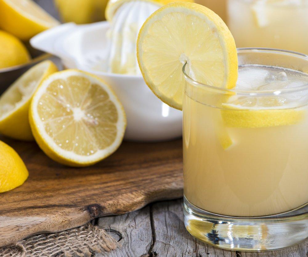 Zitronendiät