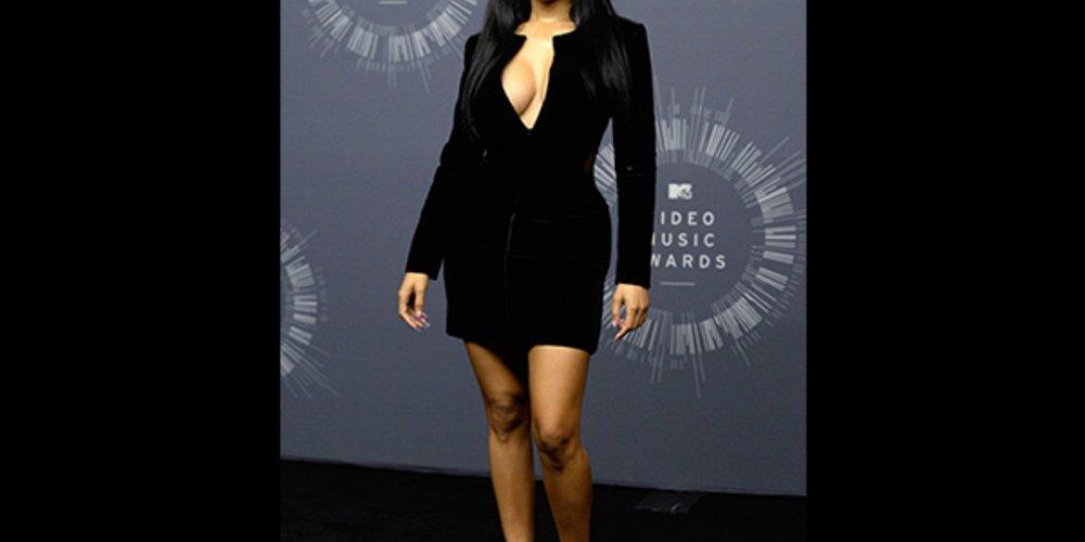 MTV Video Music Awards 2014 Nicki Minaj