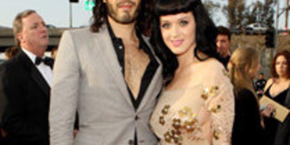 Katy Perry: keine Latex Hochzeit