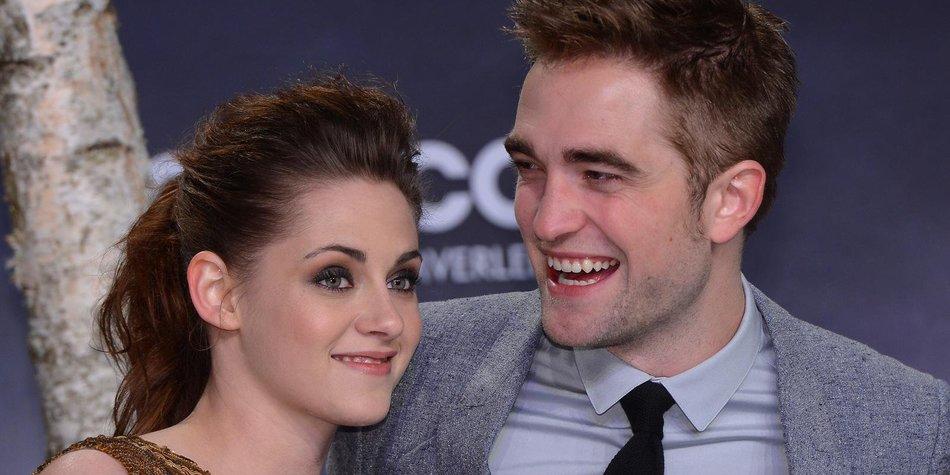 Robert Pattinson und Kristen Stewart: Funkstille beendet?