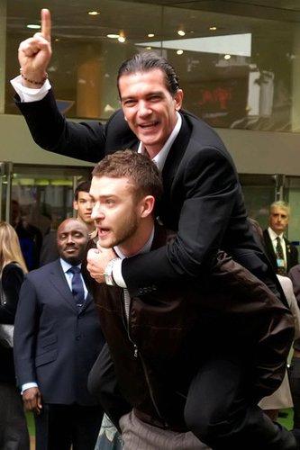 Justin Timberlake syncronisierte im Film Shrek der Dritte