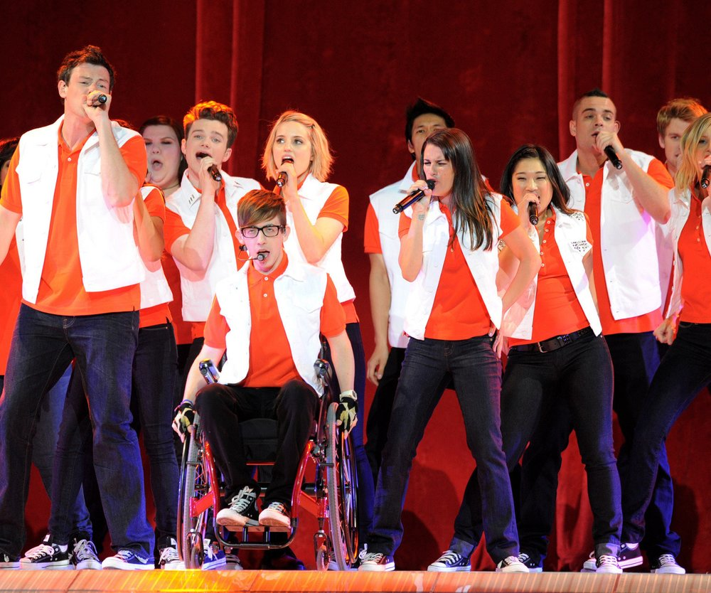 Glee Kinofilm startet bald