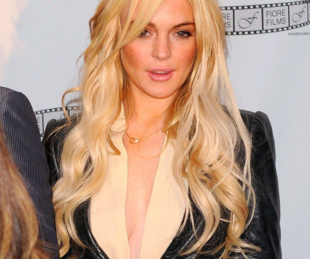 Lindsay Lohan spielt sich selbst
