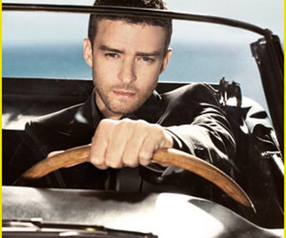 Justin Timberlake in neuer Kampagne
