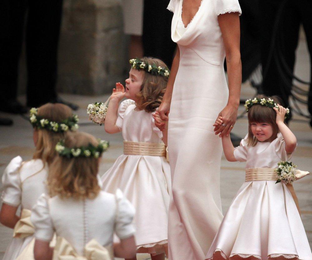Pippa Middleton inspiriert Designer