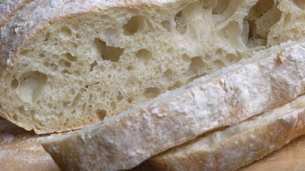 Italienisches Weißbrot