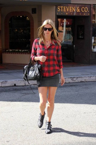 Nicky Hilton in Beverly Hills