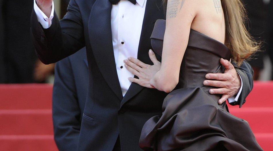 Cannes 2011: Brangelina erobern den roten Teppich!