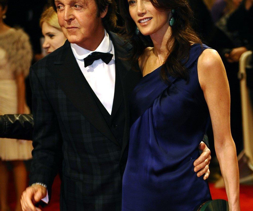 Paul McCartney: Verlobung mit Nancy