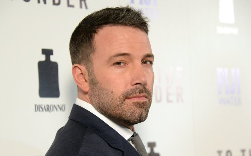 Ben Affleck ist in Hollywood