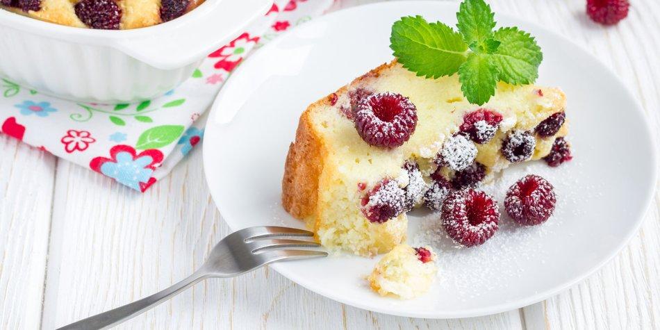 Kalorienarmer Kuchen