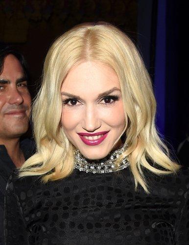Gwen Stefani: Sanfte Wellen mit Mittelscheitel