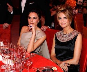 Heidi Klum liebt den Style von Victoria Beckham
