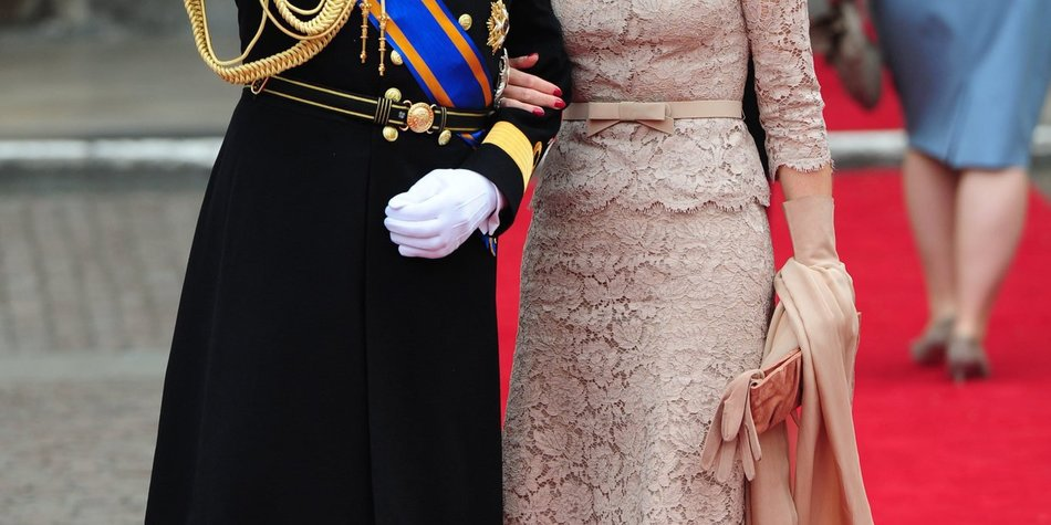 Willem-Alexander: Seine Krönung kostet 12 Millionen Euro!
