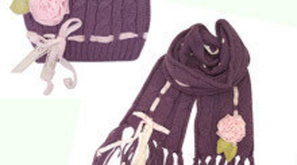 Accessoires für kalte Wintertage
