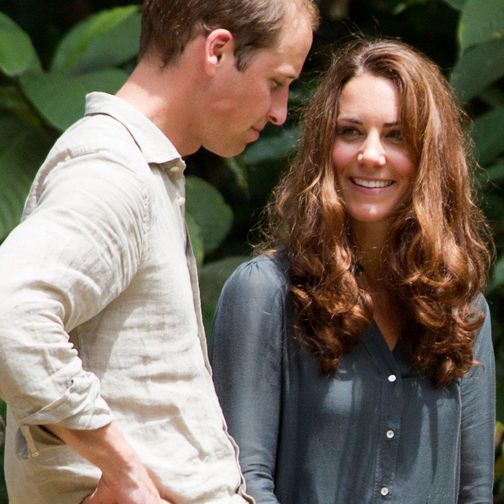 Kate Middleton darf ihr Baby nicht Diana nennen