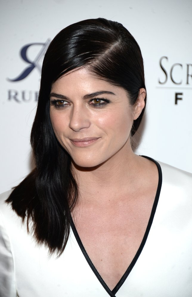 "WEST HOLLYWOOD, CA - APRIL 28: Actress Selma Blair attends the Los Angeles Premiere of Screen Media Film's ""Mothers And Daughters"" at The London on April 28, 2016 in West Hollywood, California. (Photo by Matt Winkelmeyer/Getty Images)"