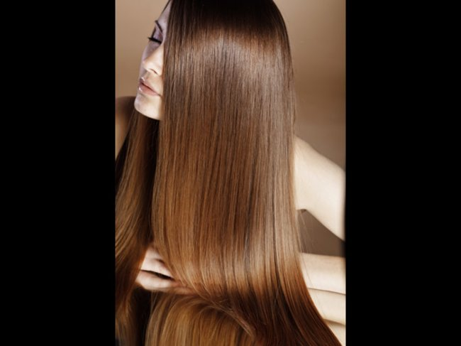 Schöne Haare