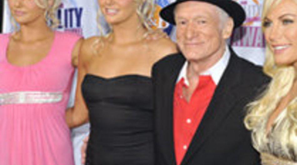 Hugh Hefner: Sechste Staffel von Girls of the Playboy Mansion