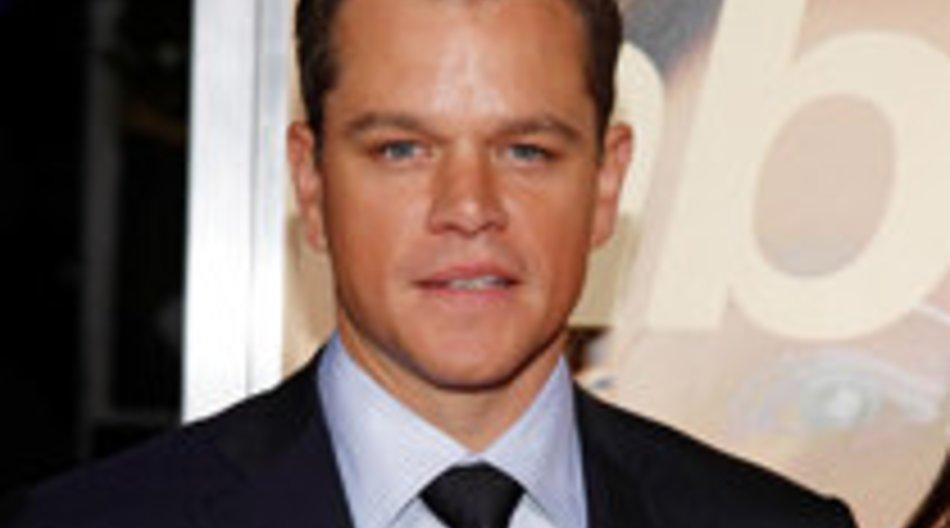 Matt Damon führt bald Regie