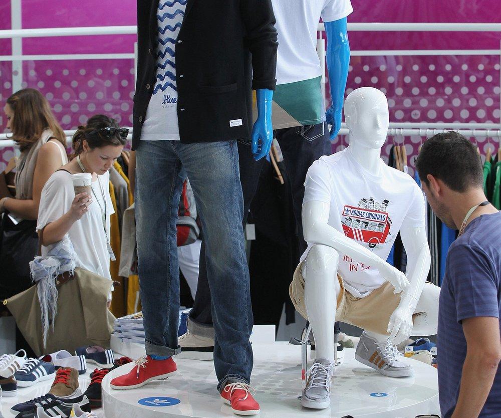 Adidas als Konkurrenz für H&M und Zara?