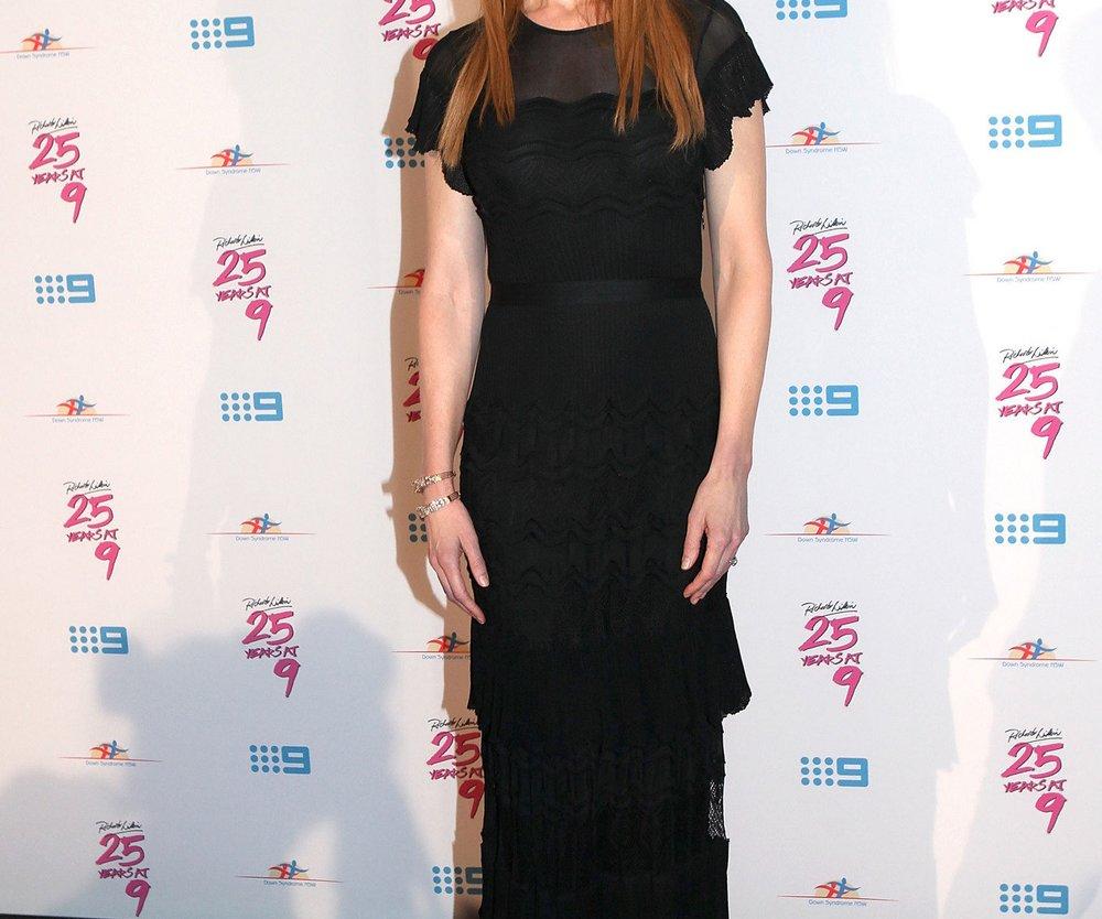Nicole Kidman: Pinkelszene war kein Problem