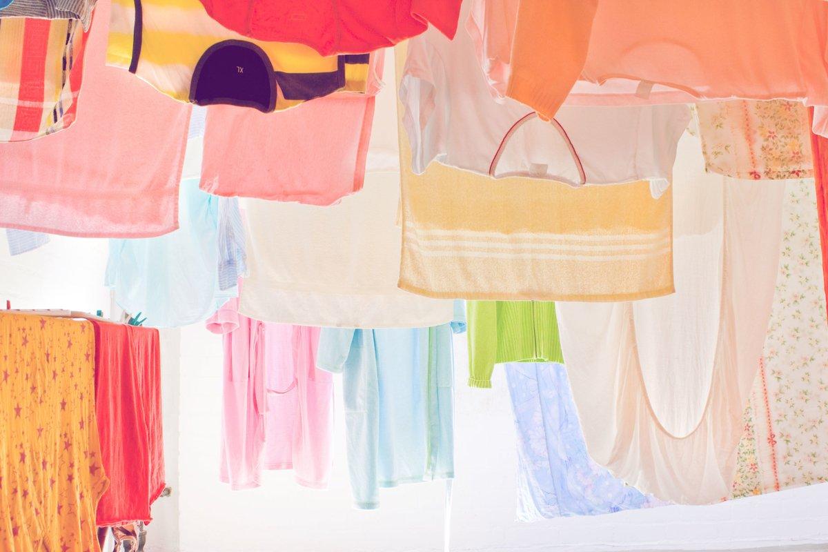 Wäsche trocknen in der Wohnung – Das ist erlaubt  desired.de