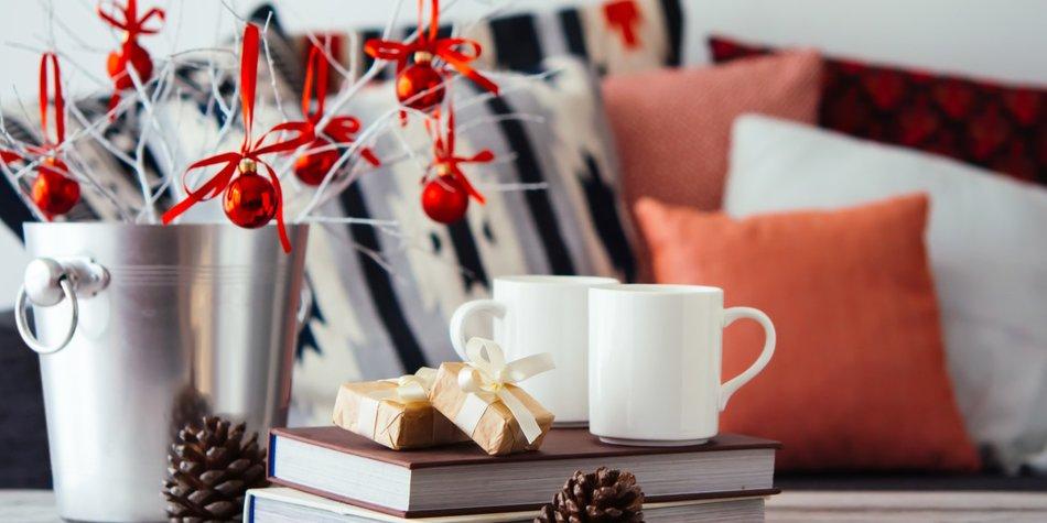 Edel Dekorieren. Stilvolle Weihnachtsdeko Ideen ...