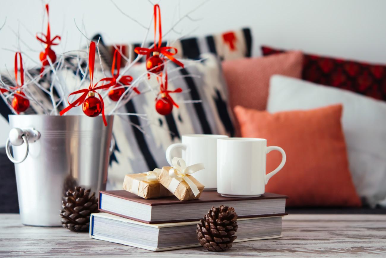 stilvolle weihnachtsdeko ideen mit luxus faktor. Black Bedroom Furniture Sets. Home Design Ideas