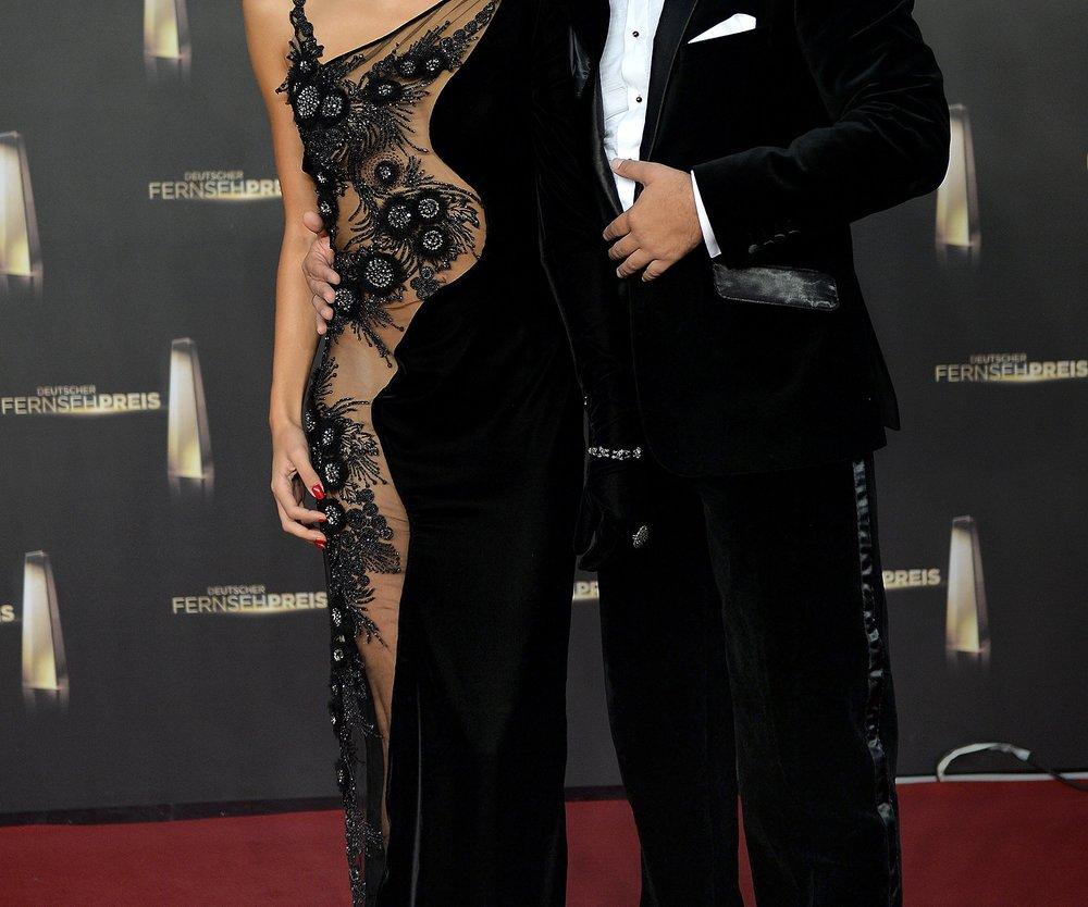 """Rebecca Mir und Massimo Sinató haben """"Ja"""" gesagt!"""