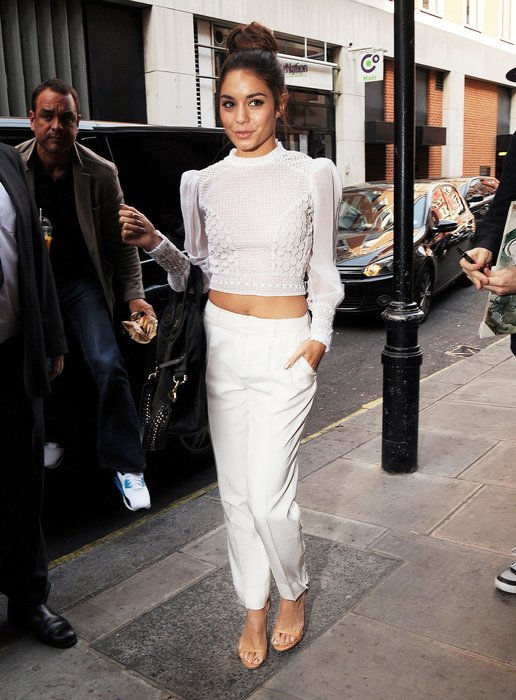 Vanessa Hudgens in London