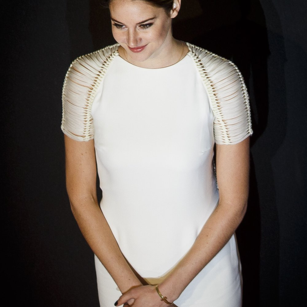 Shailene Woodley besucht die Insurgent-Weltpremiere in London