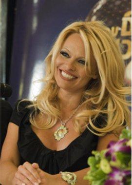 Star Pamela Anderson