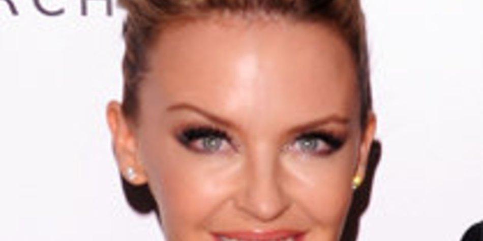 Kylie Minogue: Stolze Tante