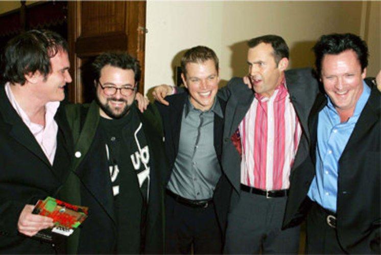 Matt Damon: Der Oceans Eleven-Darsteller