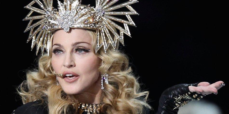 Madonna ergattert Platz 1 der Forbes-Liste