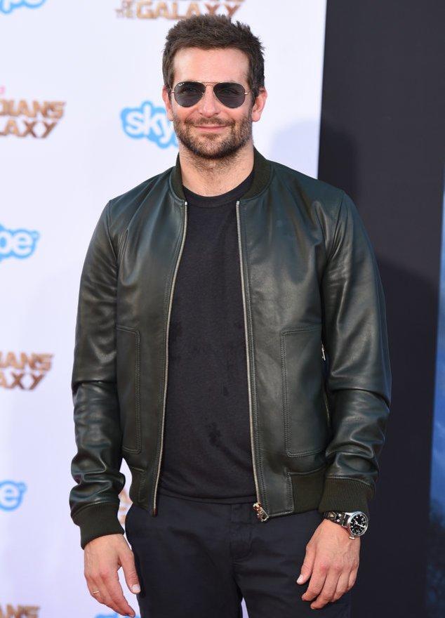Bradley Cooper auf dem roten Teppich