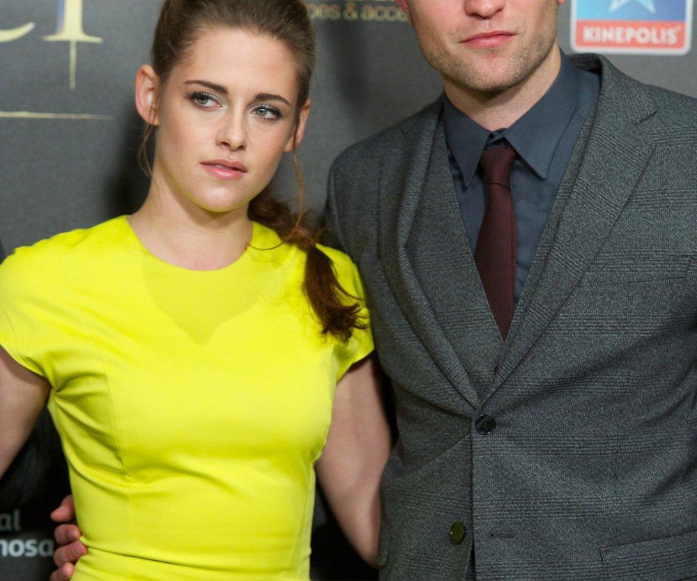 Robert Pattinson spricht mit Kristen Stewart übers Heiraten