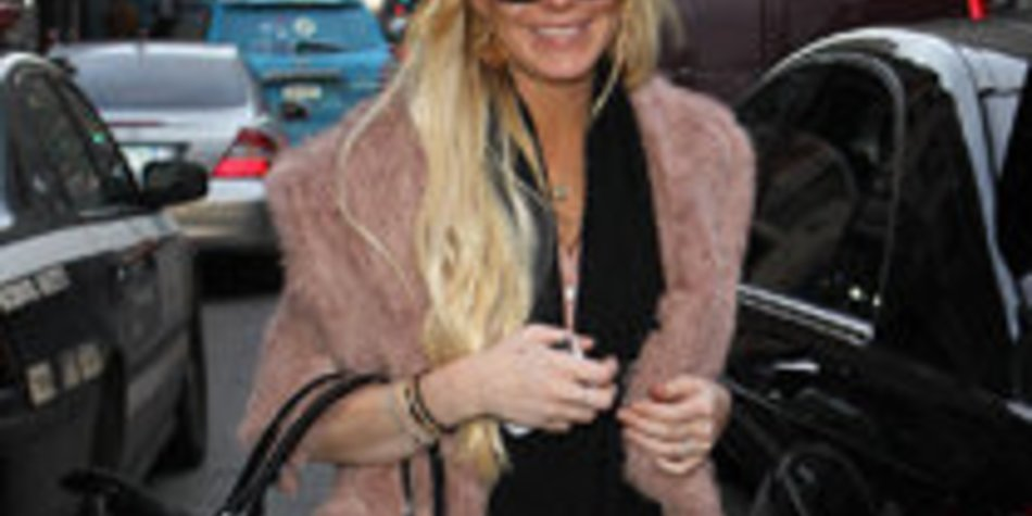 Lindsay Lohan: Partywoche in New York!
