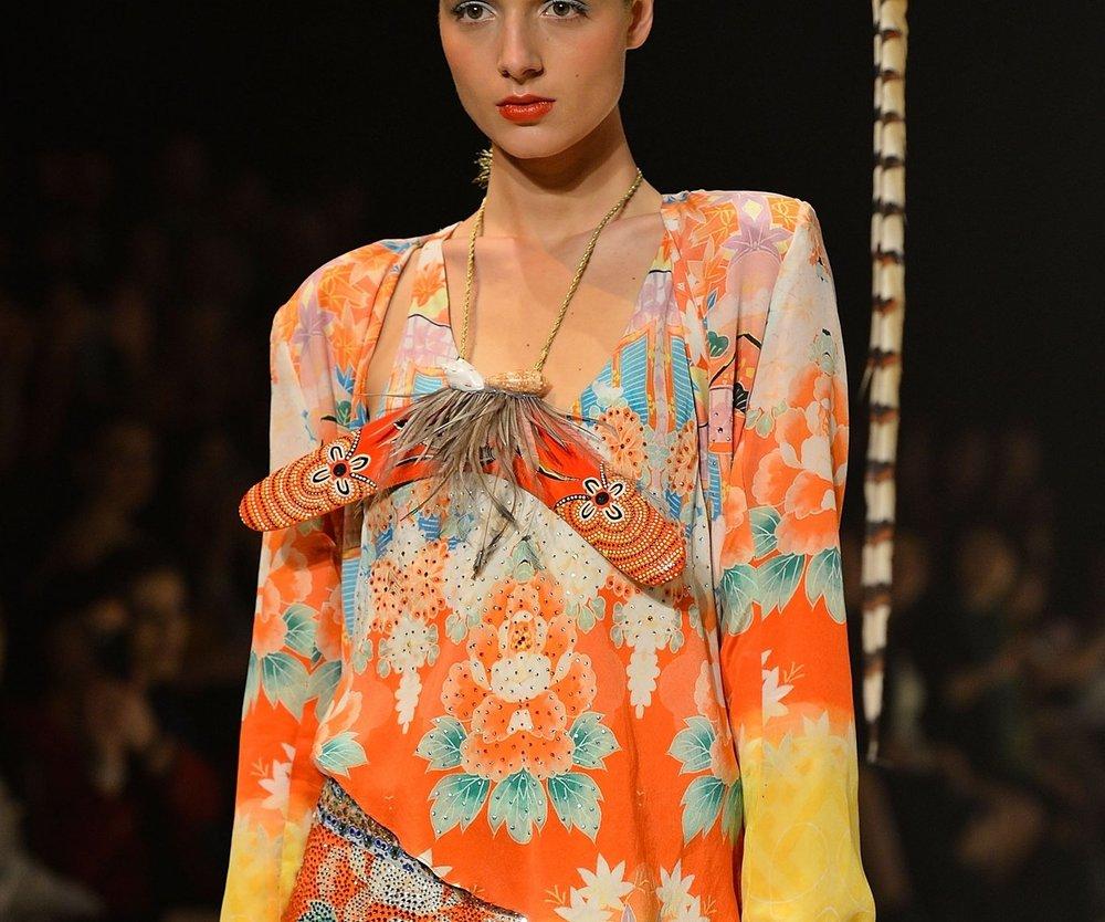 Mercedes-Benz Fashion Festival Sydney 2012
