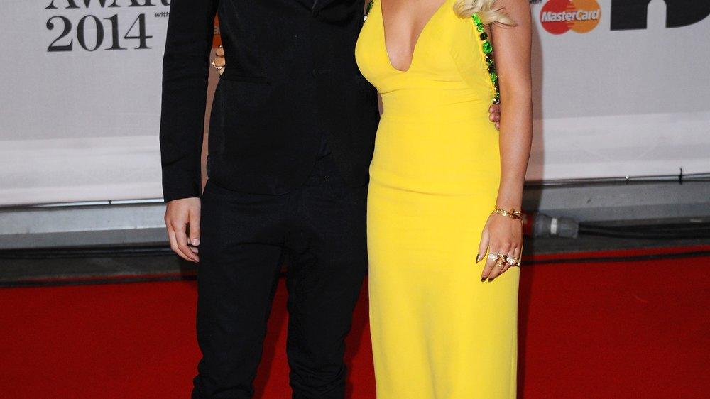 Rita Ora spricht über die Trennung von Calvin Harris